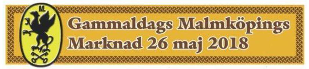 Logo Gammaldags Marknad